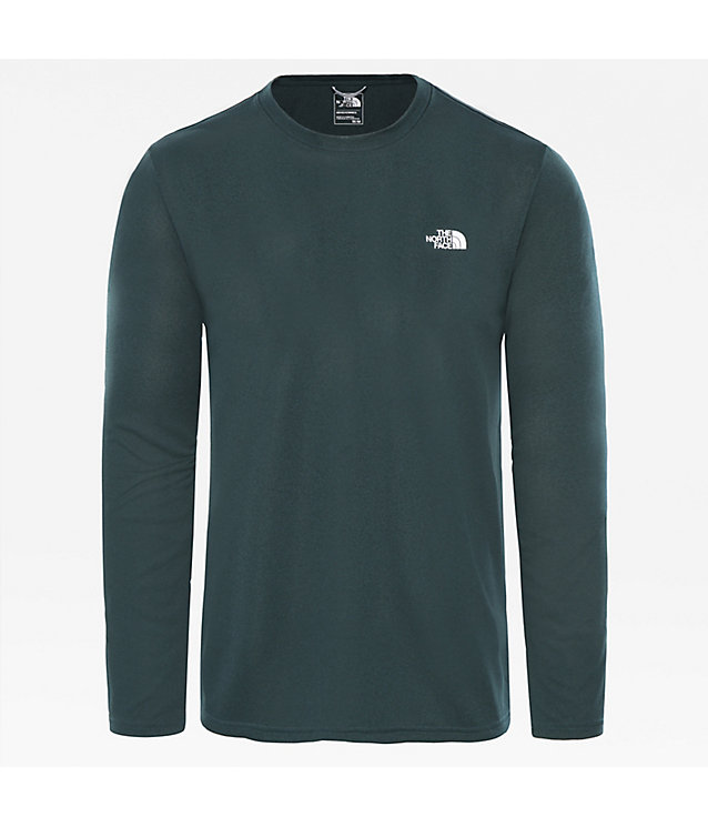 Men's Reaxion Amp Long-Sleeve T-Shirt | The North Face