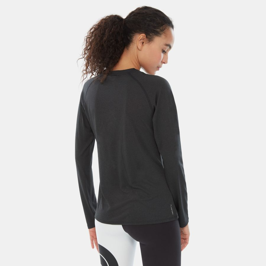 Women's Reaxion Amp Long-Sleeve T-Shirt-
