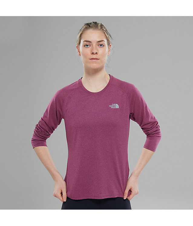 Women's Reaxion Amp Long-Sleeve Shirt | The North Face