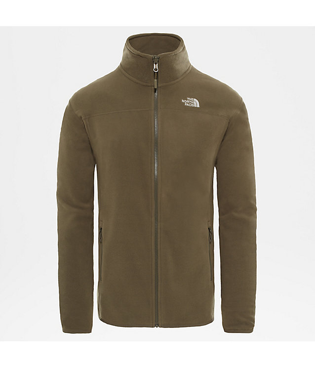 Chaqueta polar 100 Glacier para hombre | The North Face