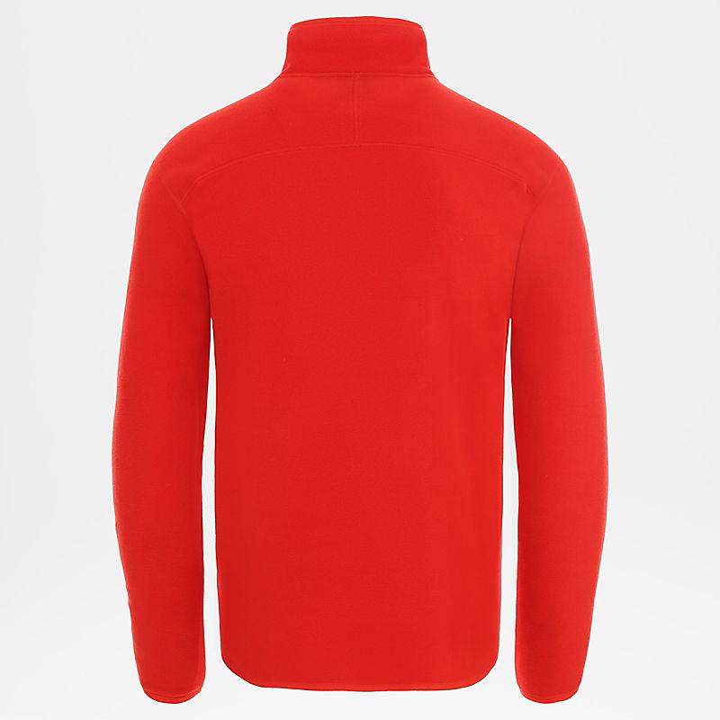 Men's 100 Glacier Quarter Zip Fleece Pullover-