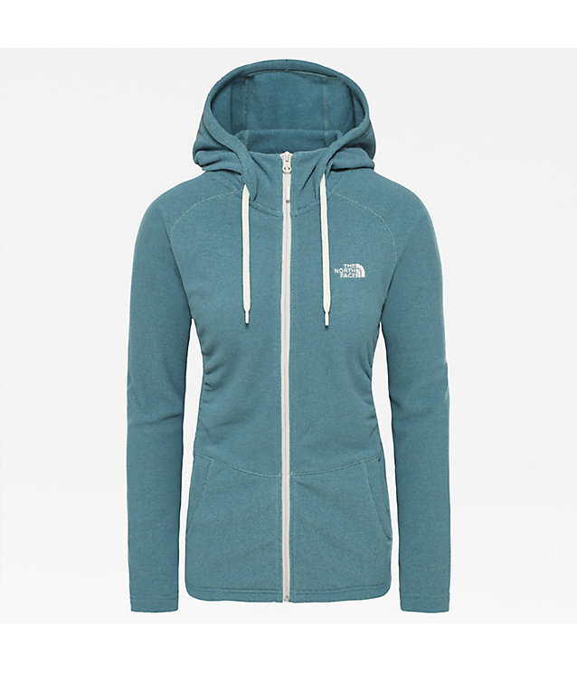 Veste À Capuche Zippée Mezzaluna Pour Femme | The North Face