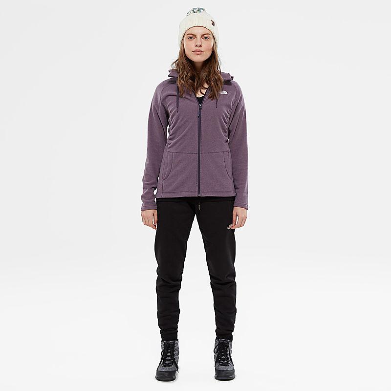 Women's Mezzaluna Full-Zip Hooded Fleece-