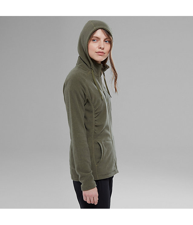 Veste à capuche Mezzaluna pour femme | The North Face