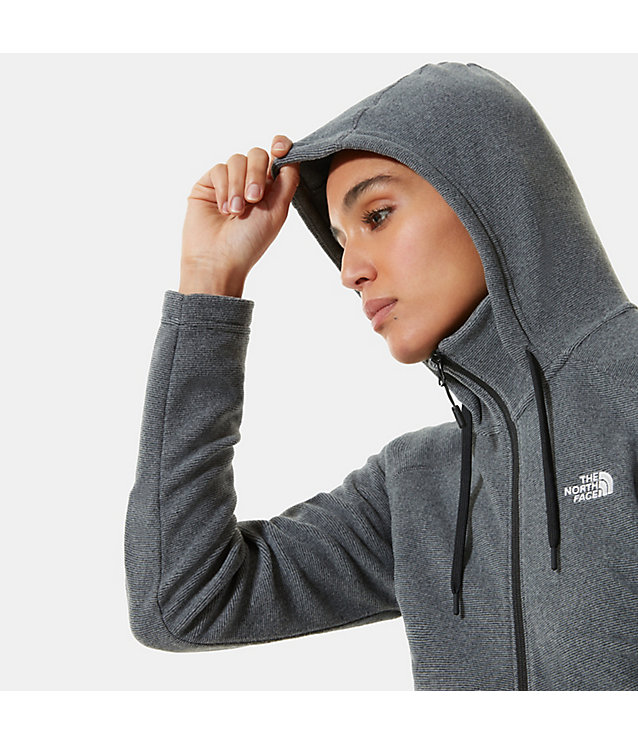 Women's Mezzaluna Full Zip Hoodie | The North Face