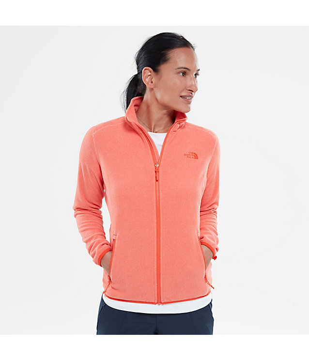 Women's 100 Glacier Jacket | The North Face
