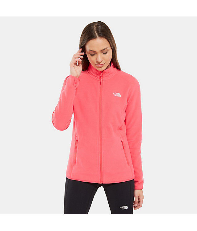 Damen 100 Glacier Jacke | The North Face