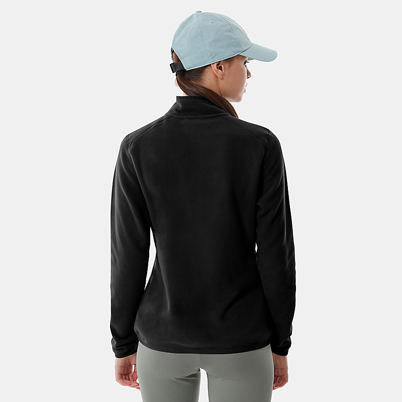 Women's 100 Glacier Quarter Zip Fleece Pullover-