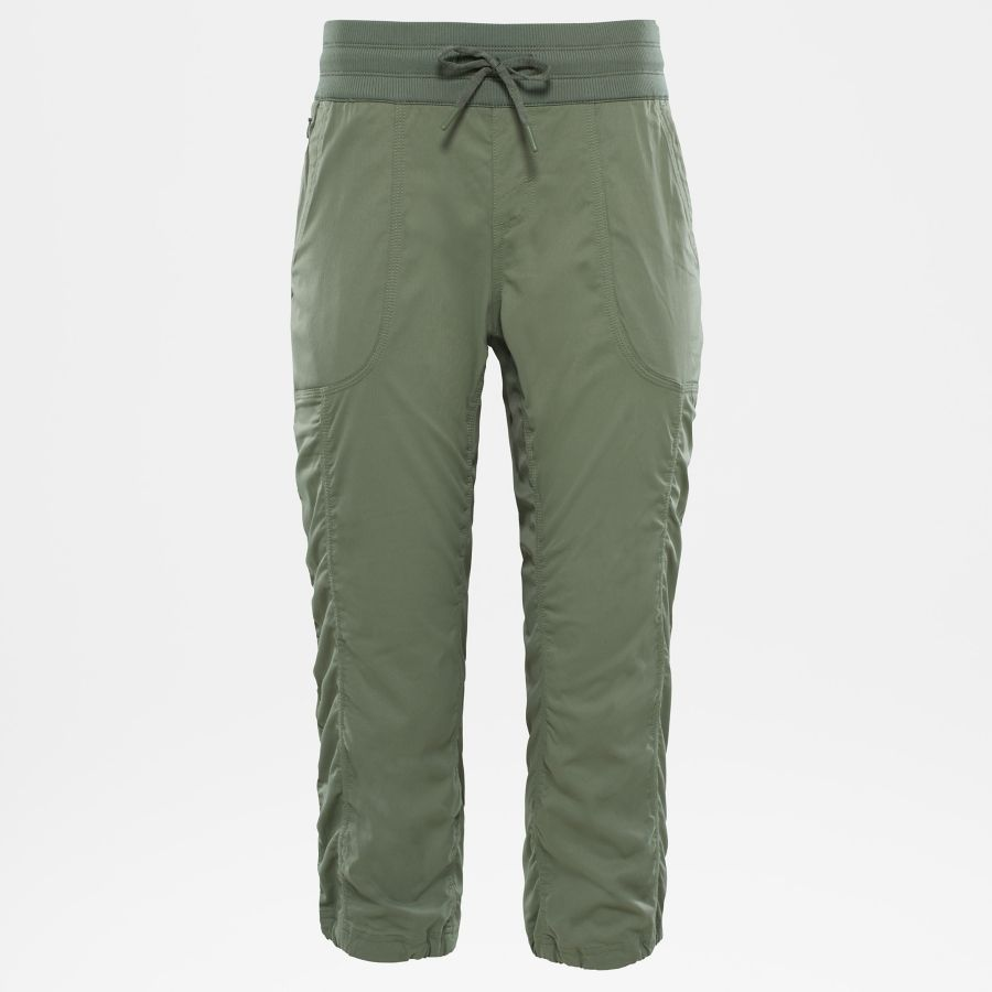 Aphrodite 2.0 Capri Trousers-