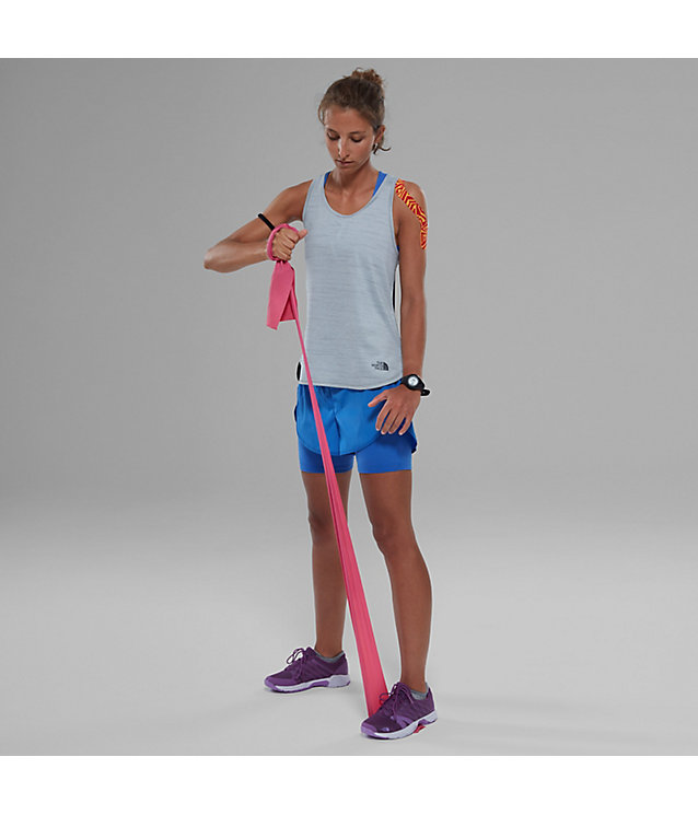 Motivation Stripe Tanktop | The North Face