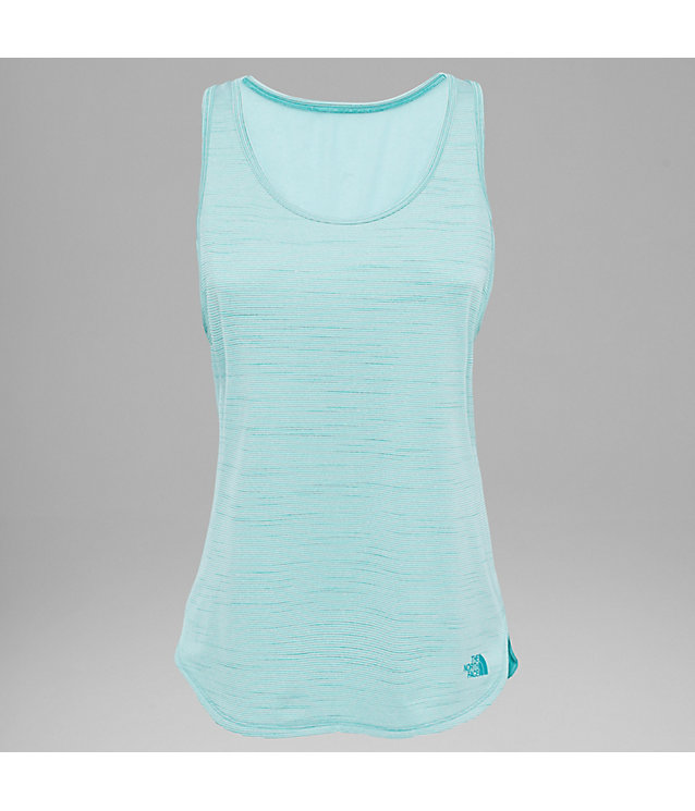 Gestreepte Motivation-tanktop | The North Face