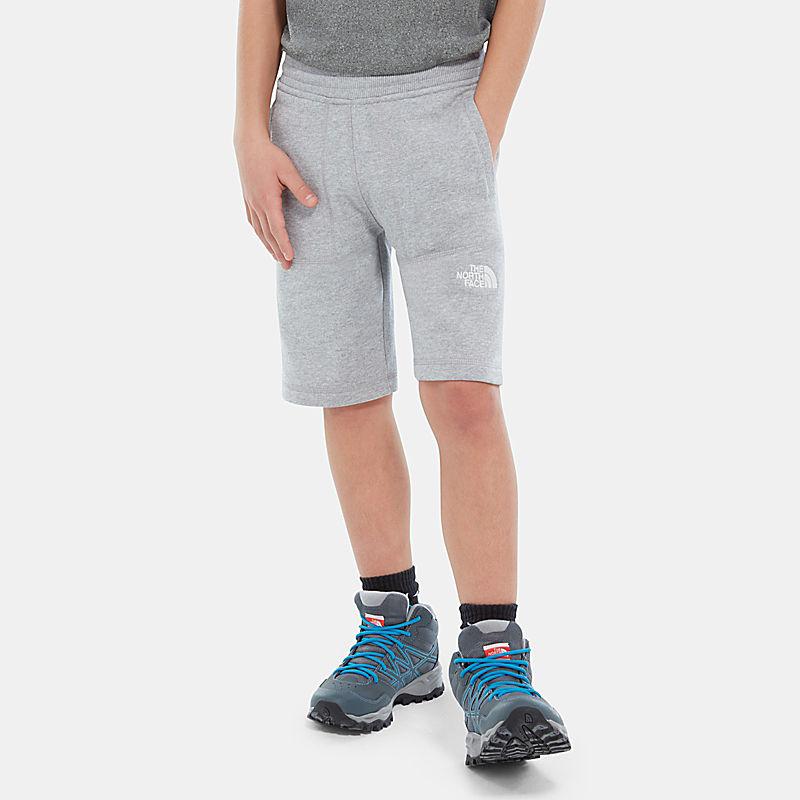 Youth Fleece Shorts-