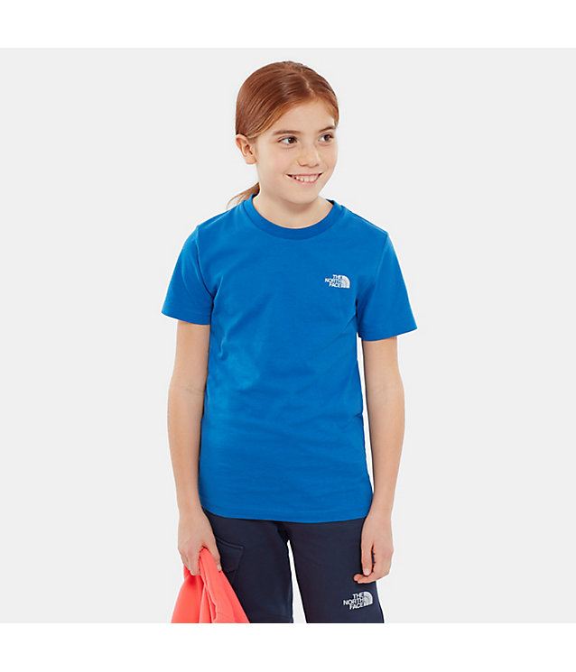 Youth Simple Dome T-Shirt | The North Face