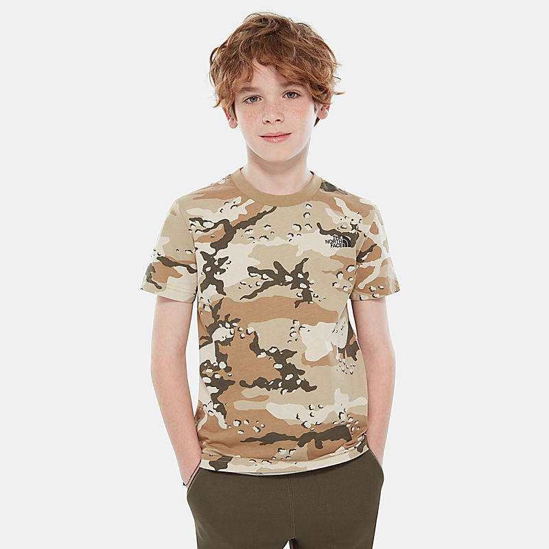 b06818a92 Youth Simple Dome T-Shirt | The North Face