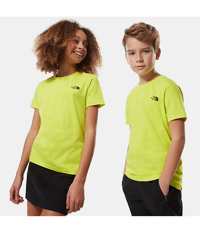 Simple Dome T-Shirt für Kinder | The North Face