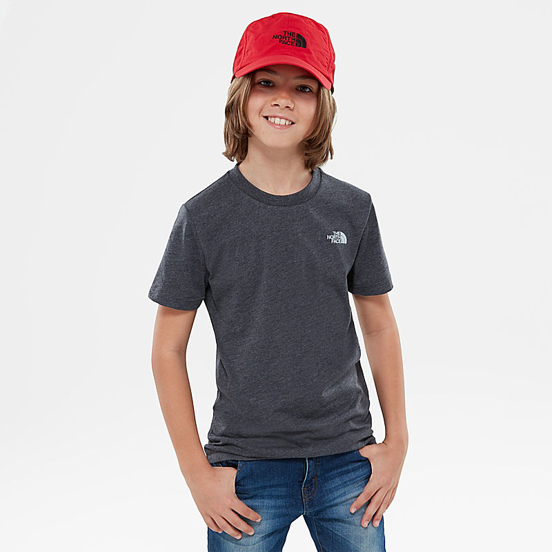 Youth Simple Dome T-Shirt-