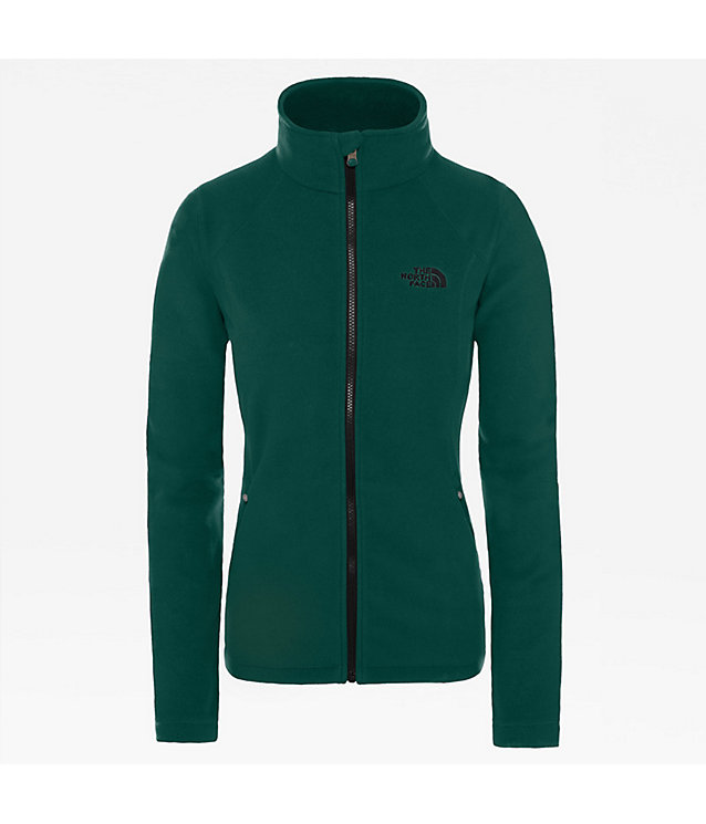 EMILIA 2-FLEECE MET DOORLOPENDE RITS VOOR DAMES | The North Face