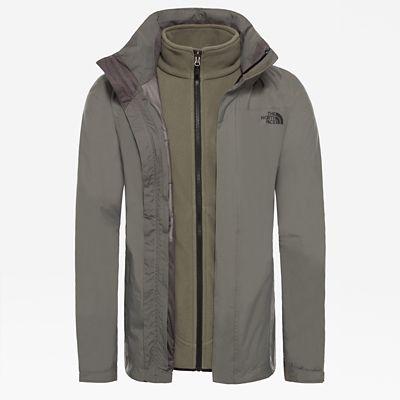loopschoenen nieuw product nieuw ontwerp Original Triclimate® 2 Jacket
