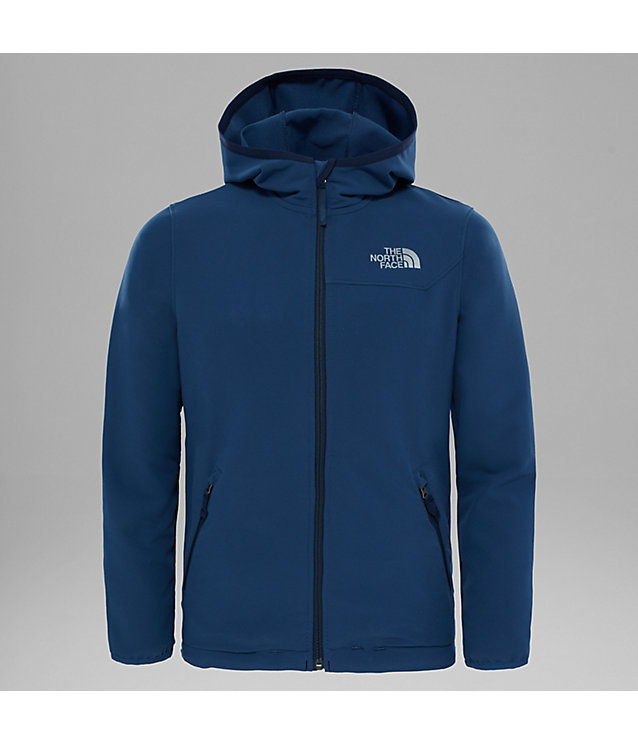 Boy's Exploration Softshell Jacket | The North Face