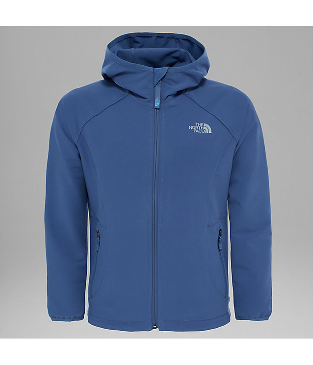 Girl's Exploration Softshell Jacket | The North Face