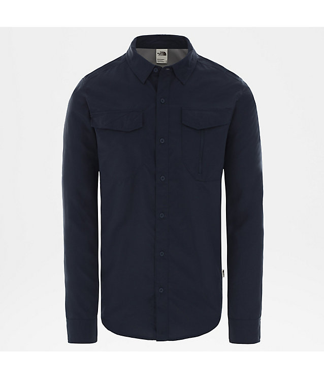 Men's Sequoia Long-Sleeve Shirt | The North Face