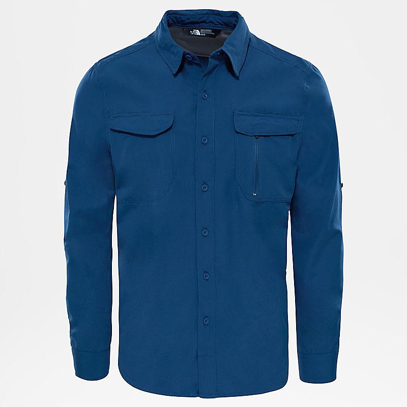 Camicia A Maniche Lunghe Uomo Sequoia-