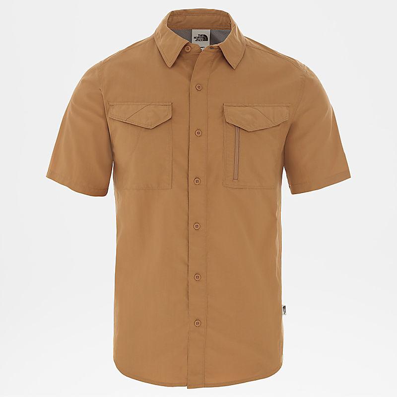 Herren Sequoia Kurzarmhemd-