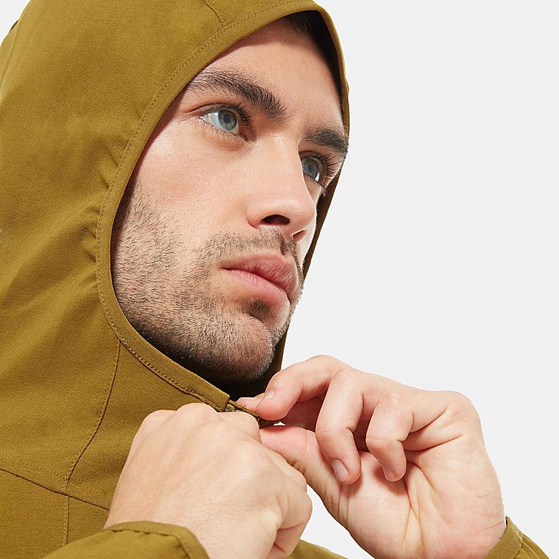 Men's Nimble Hooded Jacket-