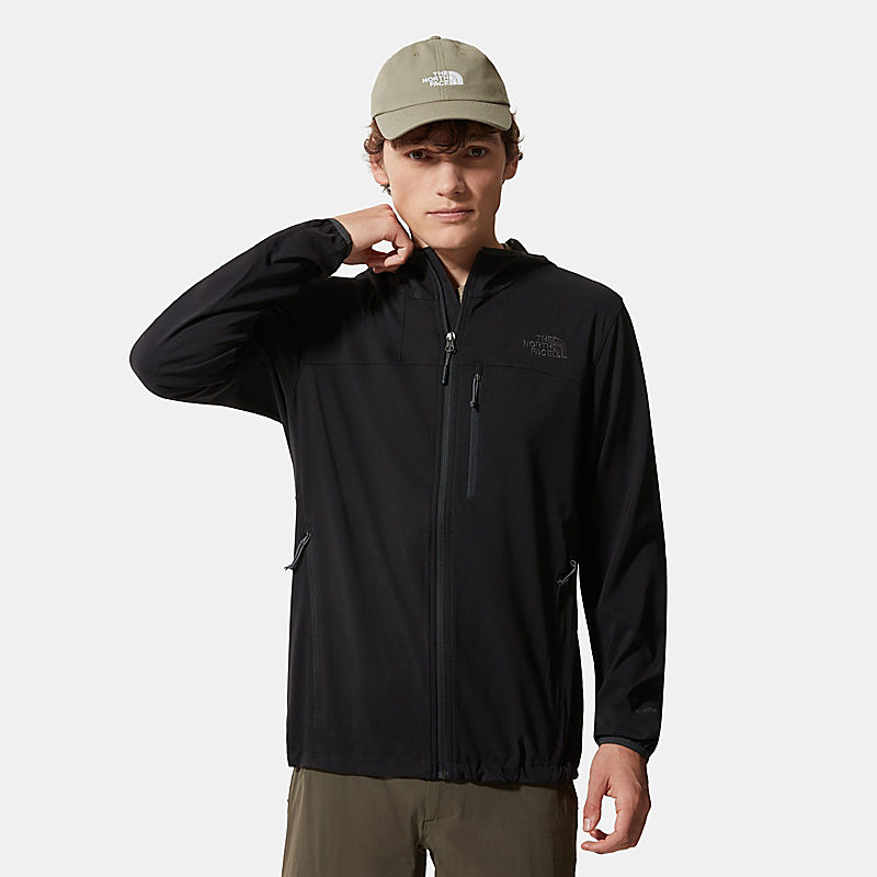 Men's Nimble Hooded Jacket-