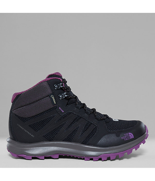Scarponi Donna Litewave Fastpack Mid GTX | The North Face
