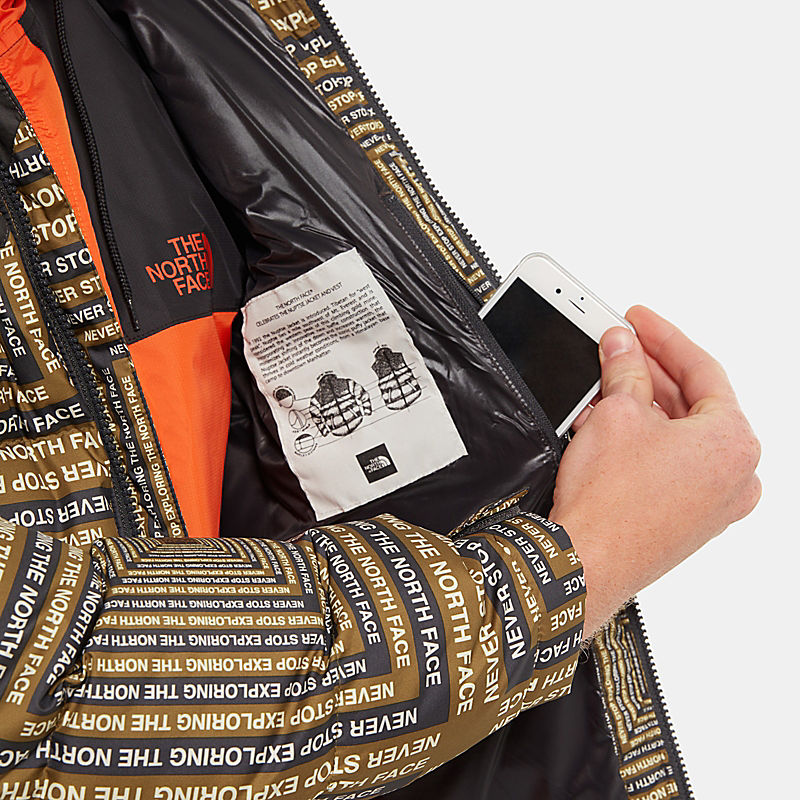 1992 Nuptse Jacket-