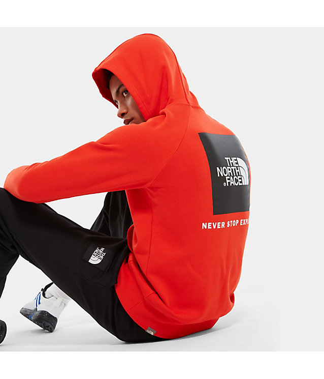 Men's Raglan Redbox Hoodie | The North Face