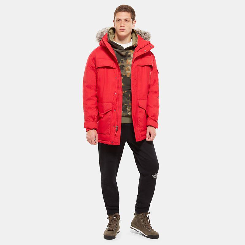 Sweat-shirt à capuche et manches raglan Red Box-