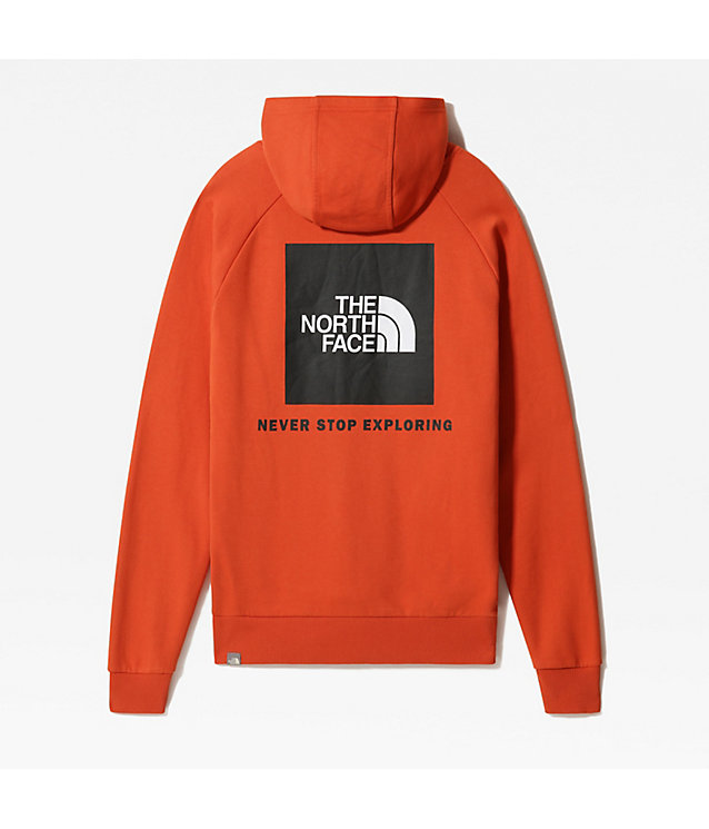 Herren Raglan Redbox Hoodie | The North Face