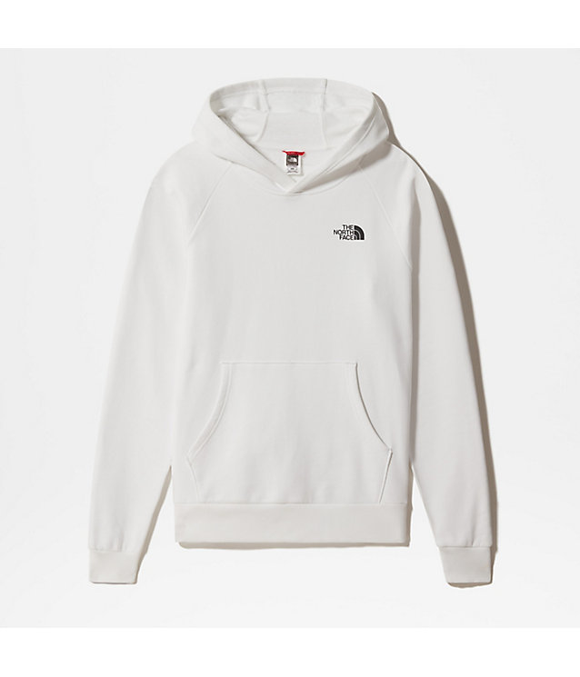Men S Raglan Redbox Hoodie The North Face