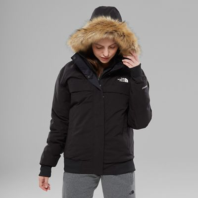 giacca bomber in piumino cagoule gore tex the north face. Black Bedroom Furniture Sets. Home Design Ideas