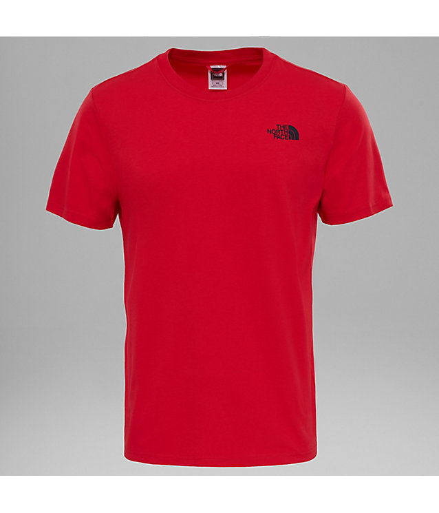 Redbox Celebration T-Shirt | The North Face