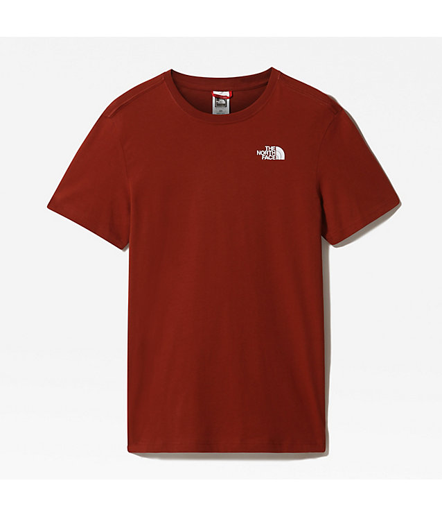 Redbox Celebration T-shirt voor heren | The North Face