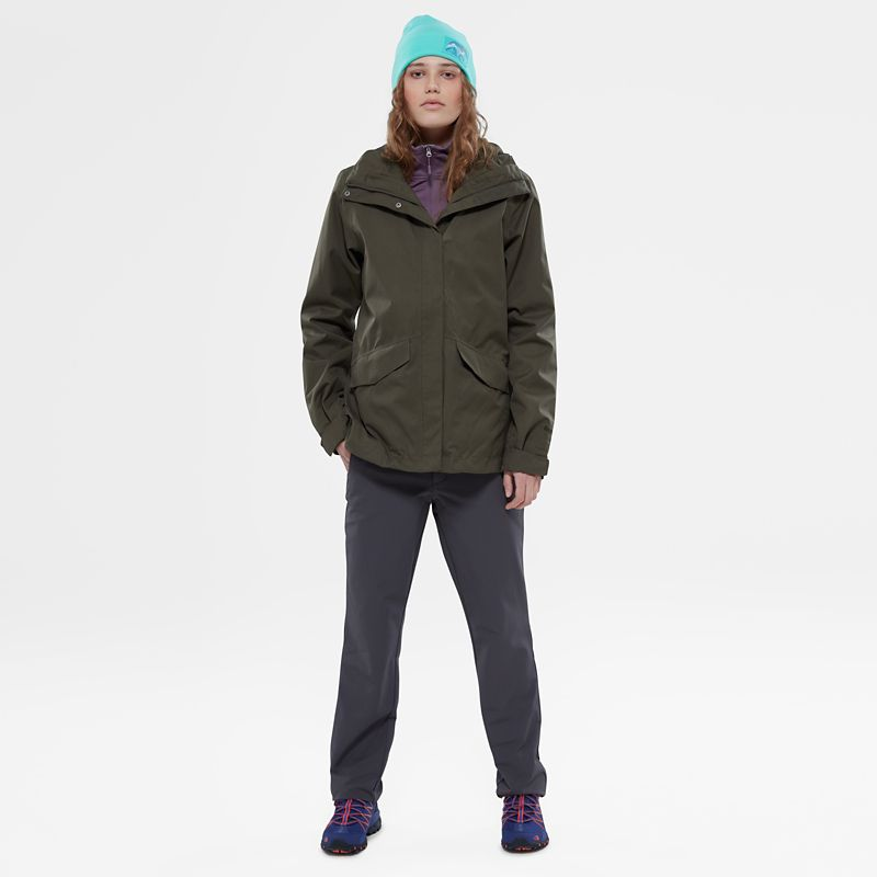 All Terrain Einzippjacke-