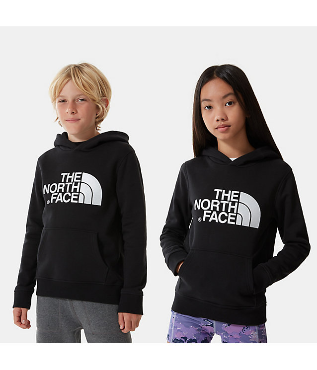 Felpa Con Cappuccio Bambini Drew Peak | The North Face