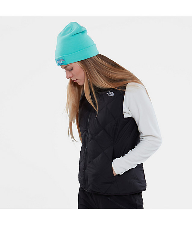 Peakfrontier Zip-in Reversible Down Gilet | The North Face