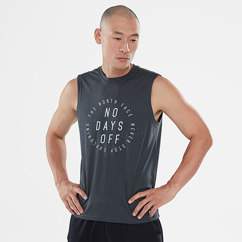 Graphic Reaxion Amp Tank Top-