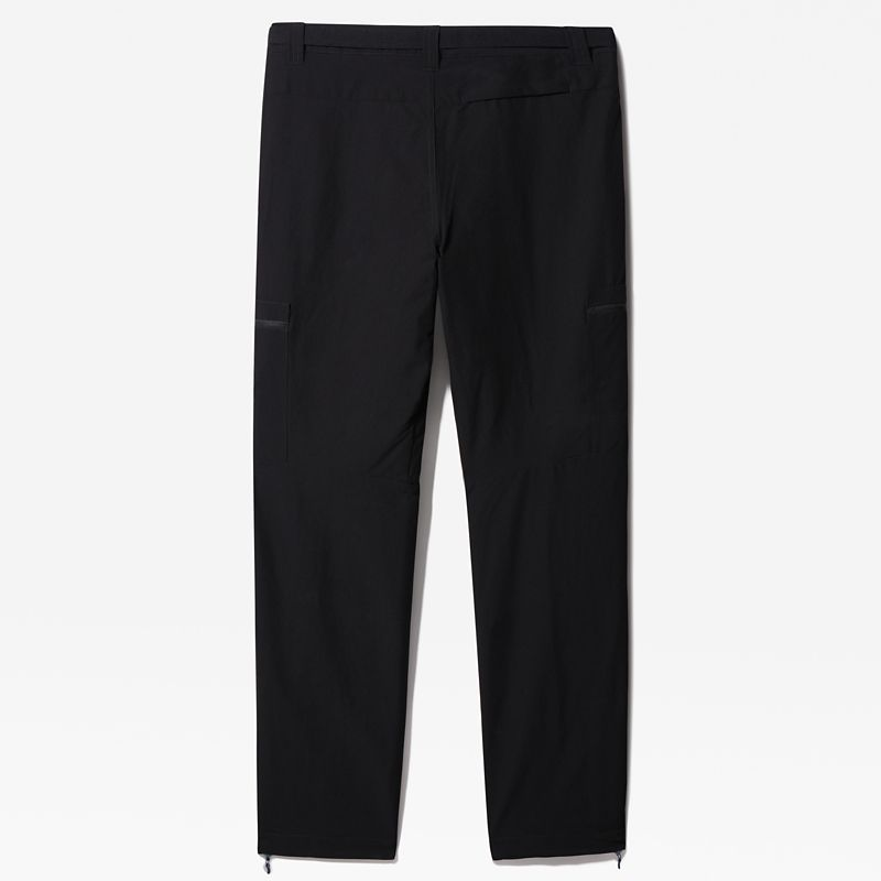 Winter Exploration Cargo Trousers-