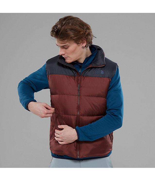 Gilet Nuptse III con cerniera | The North Face