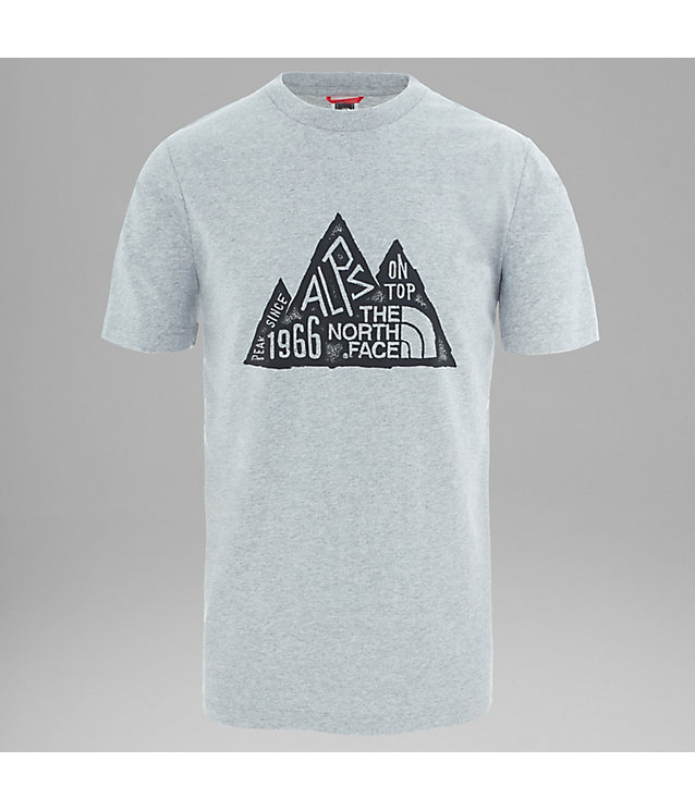 Three Peaks T-Shirt | The North Face