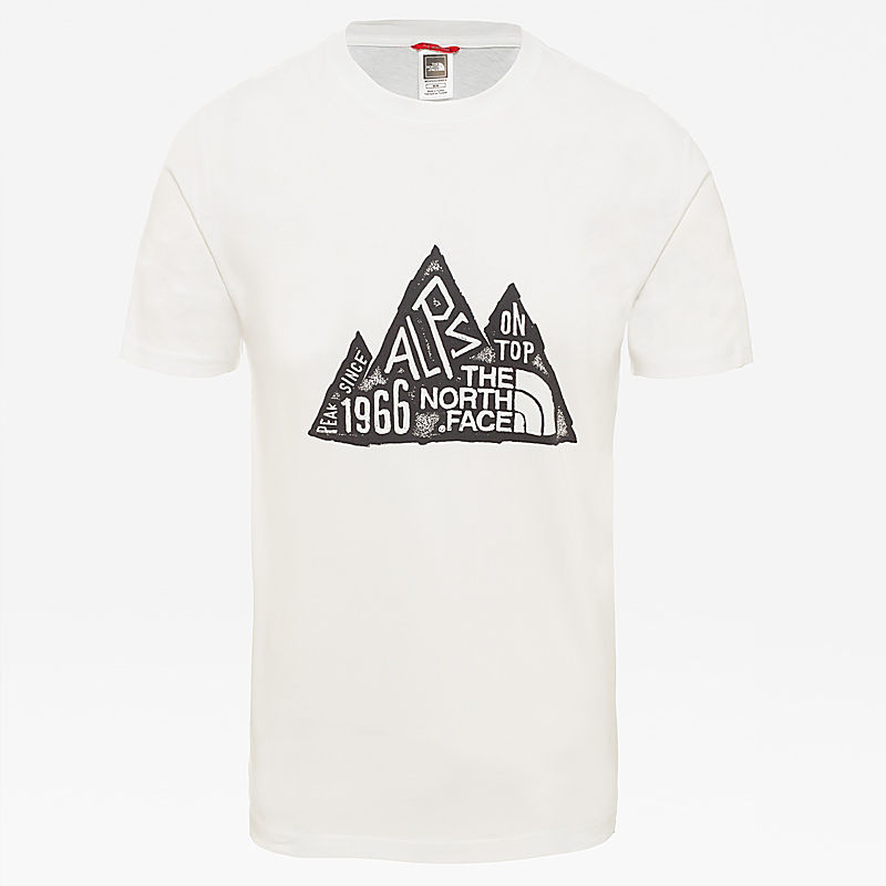 T-shirt Three Peaks-