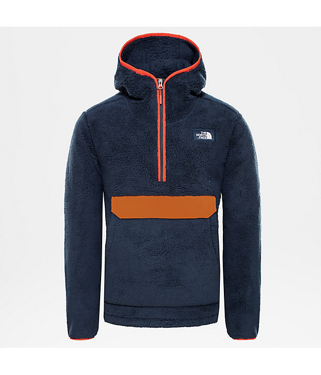 Campshire-Fleece Met Capuchon Voor Heren | The North Face