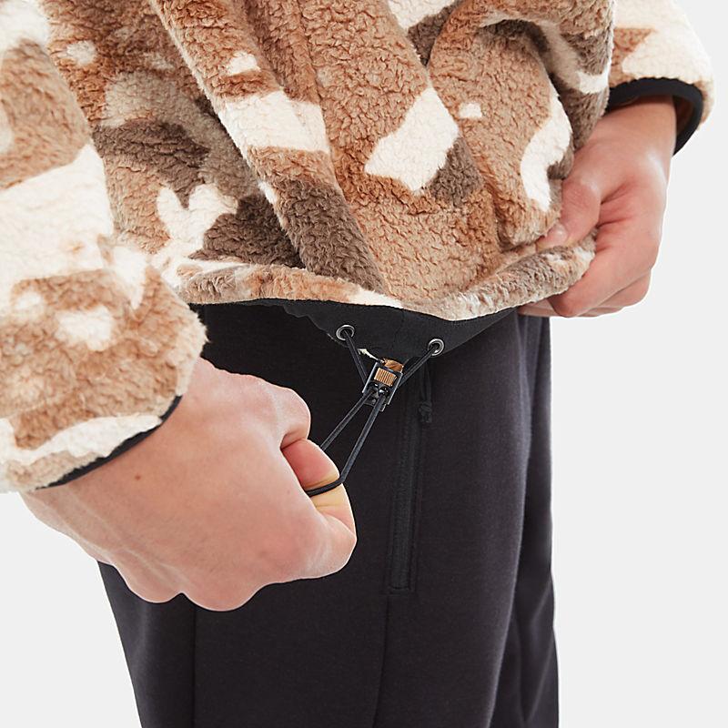 Campshire-pullover met capuchon voor heren-