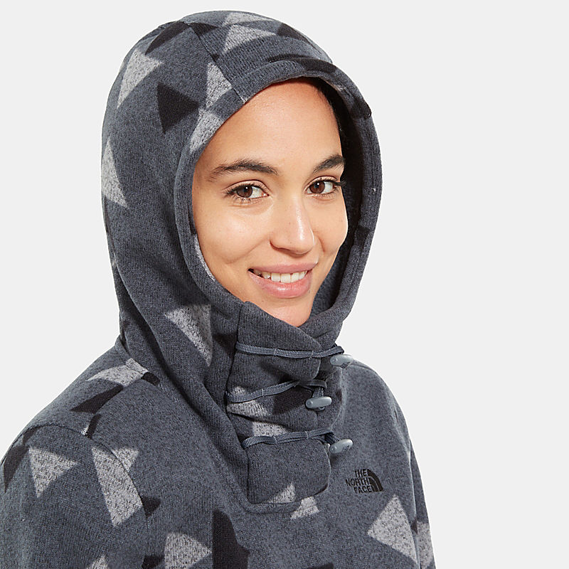 Women's Crescent Hoodie-