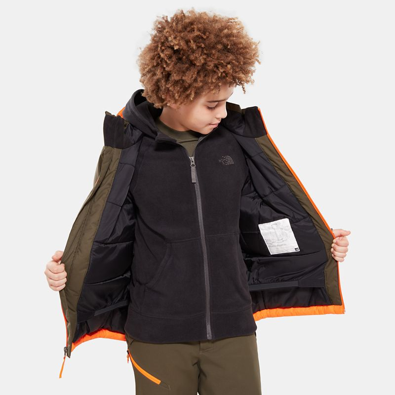 Youth Snowquest Plus Jacke-